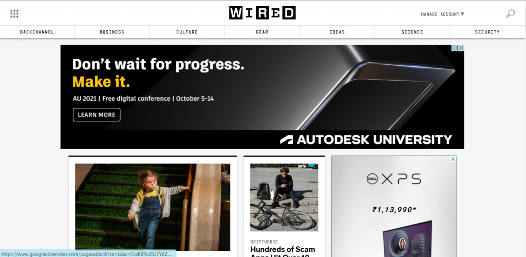 wired.com Best Tech News Sites - thecodinghouse.in